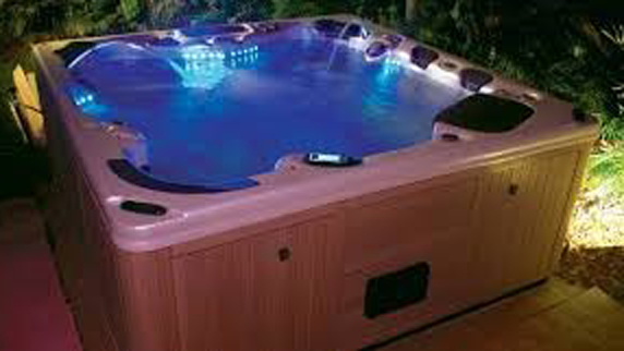 Infrared Heating for Spas
