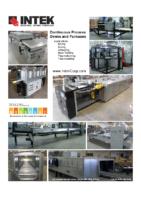 Conveyor Oven Line Card 2017
